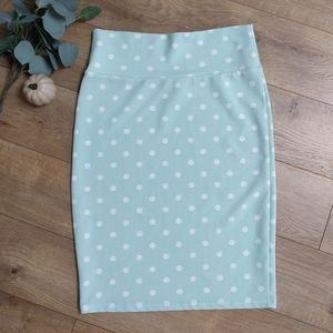 LulaRoe Pencil Skirt Size M